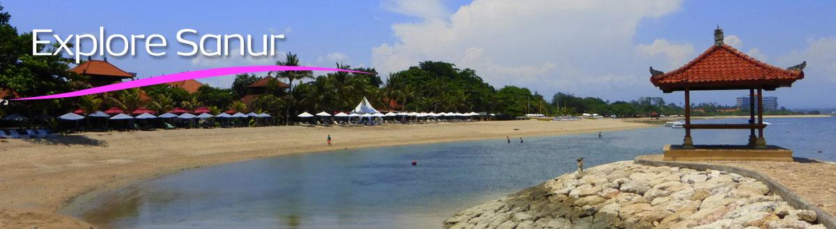 Explore Sanur, Bali